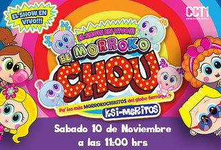 Los K-simeritos Distroller, El Morrokochou