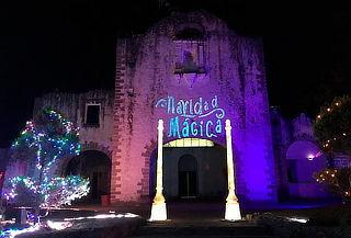 Navidad Mágica en Ex Convento Desierto de los Leones