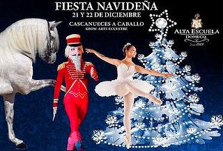 Fiesta Navideña & Show Cascanueces a Caballo