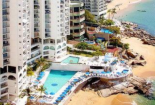 PARA 2: Hotel Torres Gemelas en Acapulco 3D/2N