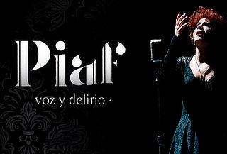Piaf, Voz y Delirio en Centro Cultural Teatro 1