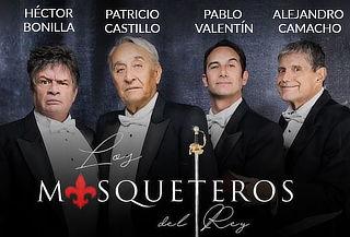 2x1 Los 3 Mosqueteros del Rey con Héctor Bonilla