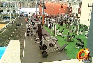 Relámpago: Año Gym Multiclub Zona Fitness 11 Sucursales