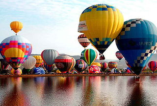 Festival del GLOBO c/ENTRADA en Gto, ¡Luz y color, Marzo 16!