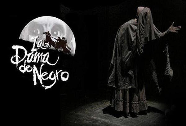 2x1 La Dama de Negro ¿Vas a venir ó tienes miedo?