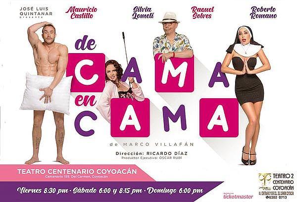 2x1: De Cama en Cama con Mauricio Castillo ¡Éste puente!
