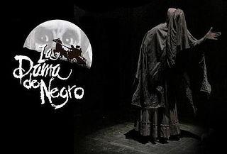 FLASH: 2x1 La Dama de Negro ¿Vas a venir ó tienes miedo?