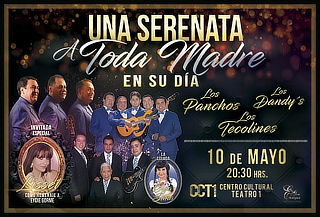 Una Serenata a Toda Madre ¡10 de Mayo CCTI!