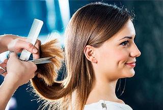 Corte de cabello para Dama + Diagnostico capilar + bebida