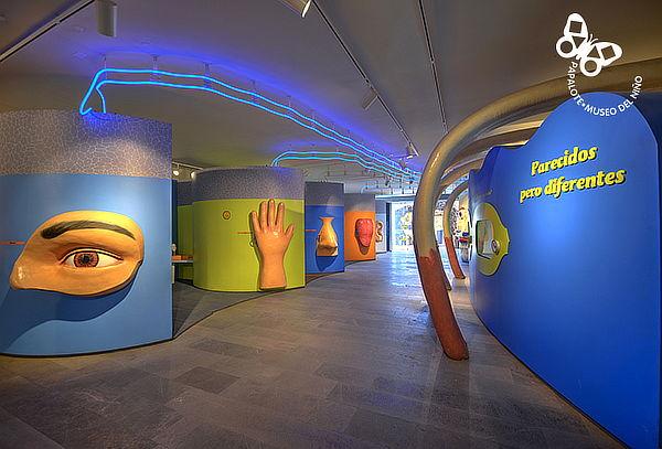 PAPALOTE MUSEO DEL NIÑO Opción a Elegir