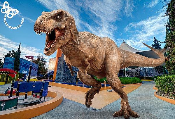 Dinoexpertos en Papalote Museo del Niño