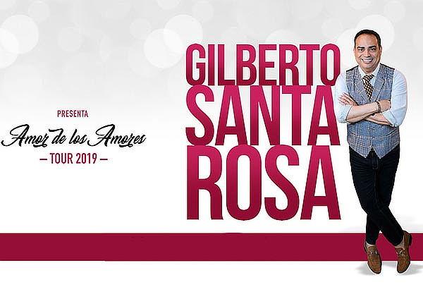 Gilberto Santa Rosa el 21 de Junio en el Pepsi Center