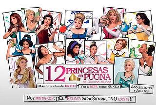 12 Princesas en Pugna ¿Felices para Siempre?