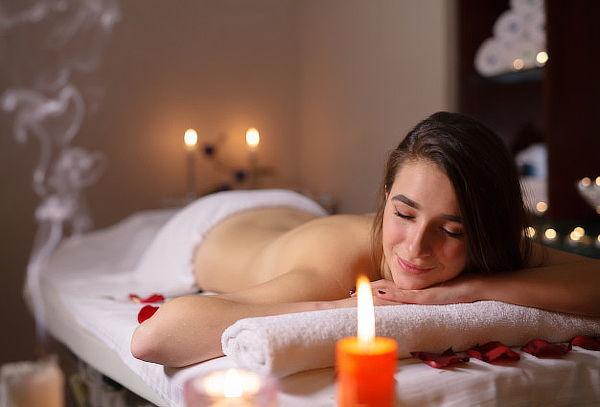 Masaje Relajante + Aromaterapia y Más