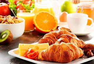Desayuno Completo + Plato fuerte en ¡Amakafe!