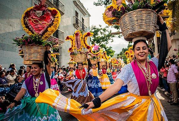 ÚLTIMOS LUGARES: Guelaguetza 2019, Oaxaca 3D/2N, JULIO 18