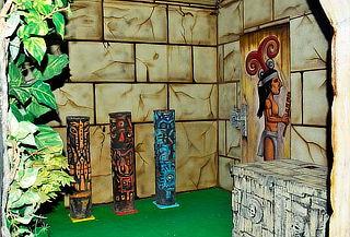 Escape Rooms Imperio Azteca acceso para para 2, 5 o 7