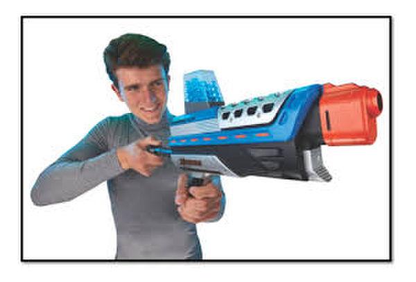 Pistolas de hidrogel para tu evento