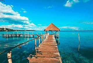 BACALAR: Laguna de 7 colores, Cenotes & más, salidas diarias