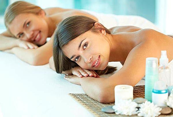 Spa amigas con masaje + limpieza facial + reflexología y más