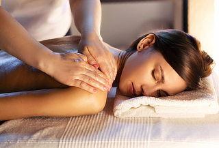 Masaje sueco para relajar musculos y descontracturar