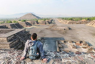RELÁMPAGO: Teotihuacán + La GRUTA, ¡últimos lugares! AGO.25