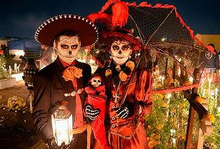 OAXACA:Celebración de Muertos, Hotel + Transporte 3D, OCT.31