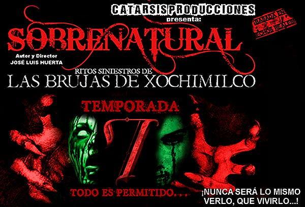 RELÁMPAGO: 2X1 Sobrenatural Ritos de la Brujería