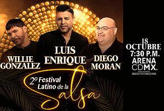 2° Festival Latino de la Salsa en Arena CDMX