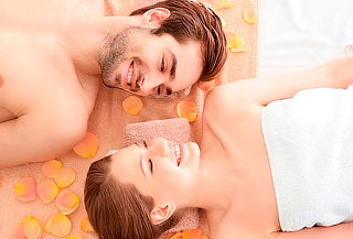 MEGA OFERTA: 2 HRS Spa Romántico + Temazcal en Pareja+REGALO