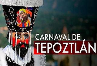 Carnaval de TEPOZTLÁN recorre sus calles, elige fecha en FEB