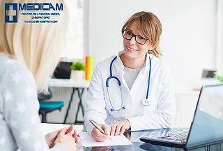 Análisis Clínicos en Laboratorio Medicam WTC