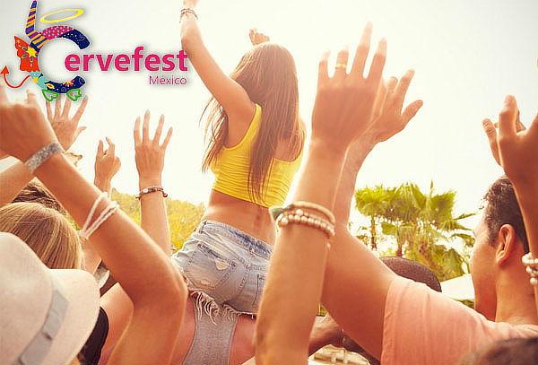 2x1: PREVENTA 9voFestival Cervefest CDMX ¡13, 14 y 15 Marzo!