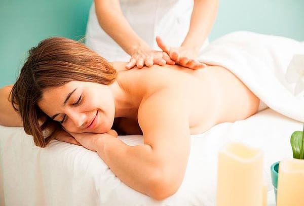 3 sesiones de masajes relajantes o descontracturantes