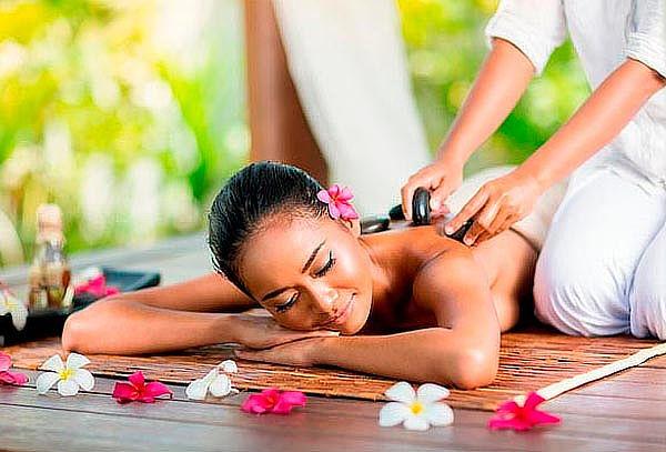 3 sesiones de masaje relajante en espalda