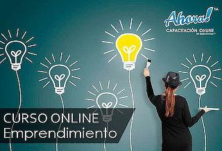 ¡Aprende desde casa! Curso Online de Emprendimiento