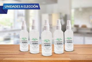 Limpiador desinfectante 65 ml ¡Manten tu casa limpia!