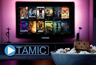 ¡Series y Películas! 3 Meses de Afiliación para 2 en TAMIC