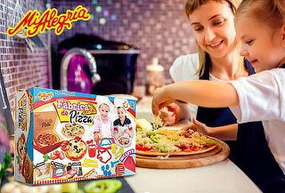 Fábrica de Pizza de Mi Alegría