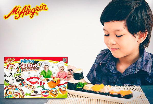 Fábrica de Sushi de Mi Alegría
