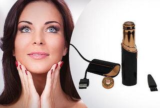 Skin Belle: Removedor de Vello Facial ¡Sin baterías!