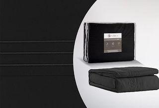 BIGDAYS: Juego de Sábanas Luxury Touch Collection 1500 hilos