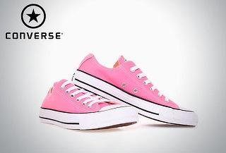 Tenis Converse Rosa Unisex M9007 All Star Elige tu talla