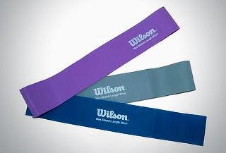 Pack 3 Ligas de Resistencia Wilson