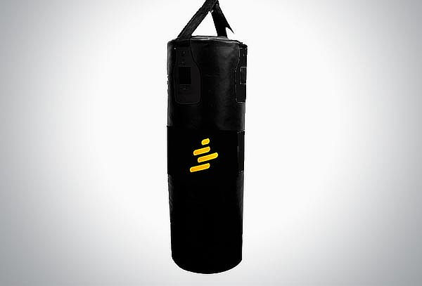 Saco de boxeo profesional relleno de acerrin de 20 kilos