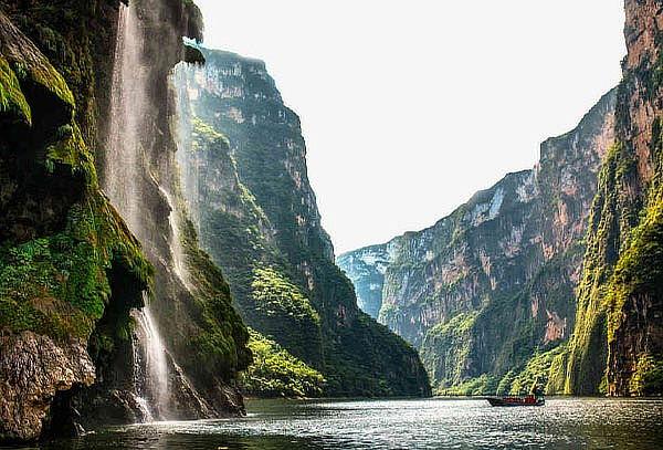 Chiapas de Ensueño 5D/4N Vuelo + Hotel + Entradas y más