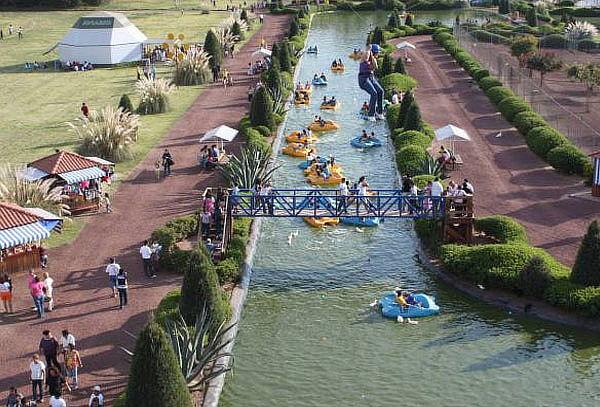 Parque Hacienda PANOAYA en Amecameca, TOUR 1 DÍA