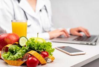 Consulta de Nutrición + Programa de ejercicios de 1 mes.