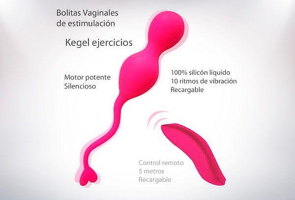 Bolitas Vaginales Vibradoras Wow Omg ¡el mejor juguete!