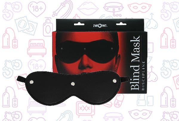 Antifaz Wow Discipline Blind Mask by Erotika